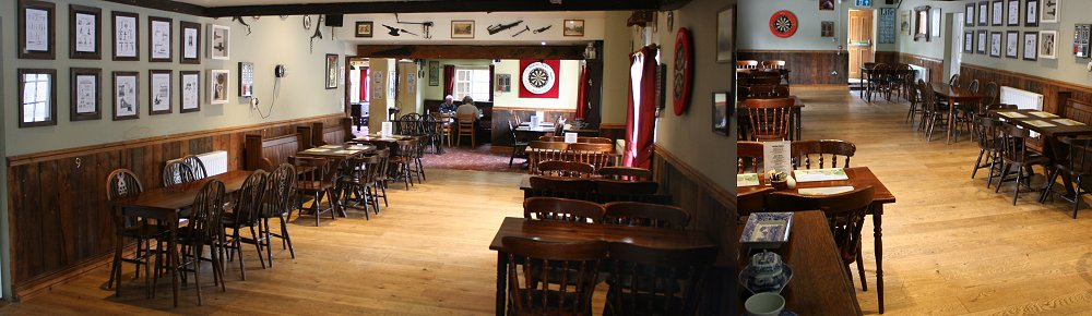 Function Room at The Bakers Arms, Stratton, Swindon
