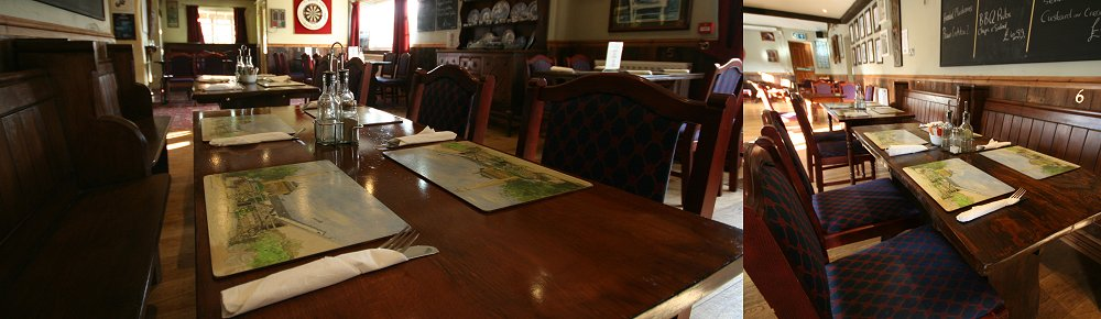 Pub food at The Bakers Arms, Stratton, Swindon
